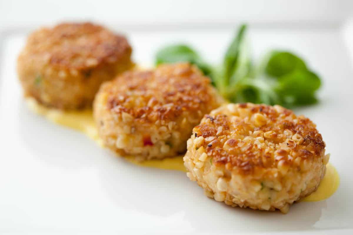 Crabcake, recipe, paleo