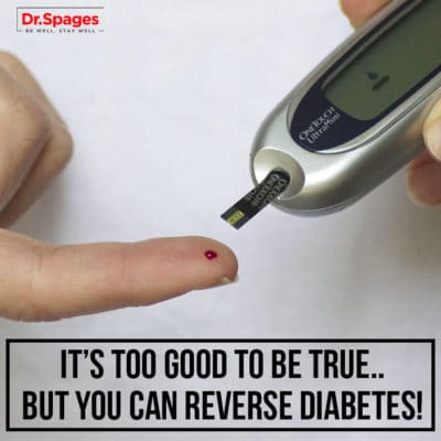 How You can Reverse Diabetes | Healthy Eating | Exercise | Dr. Spages