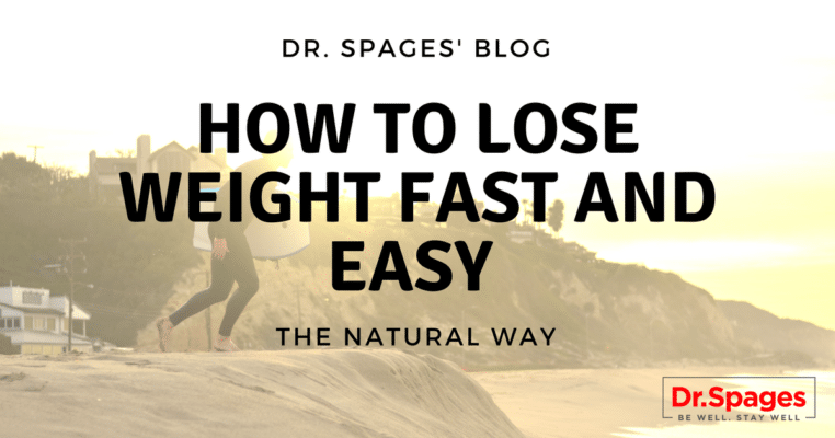 How to lose Weight Fast and Easy the Natural Way | Dr. Spages
