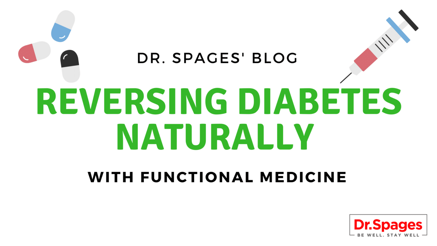 Reverse Diabetes Naturally with Functional Medicine - Dr Jonathan Spages