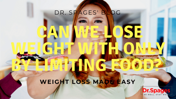 Can we lose weight by only Limiting Food | Cut calories | Cut carbs